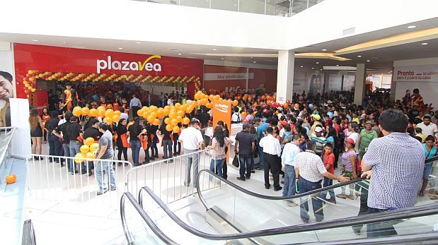 Plaza Vea aterriza en Pucallpa y suma su tienda 100 en el país