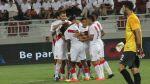 Perú confirmó a Guatemala como rival para el 14 de octubre - Noticias de