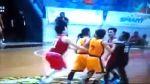 A los puños: así terminó partido de básquet en Filipinas - Noticias de filipinas