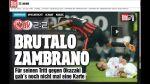 Carlos Zambrano recibió duro calificativo de la prensa alemana - Noticias de carlos zambrano