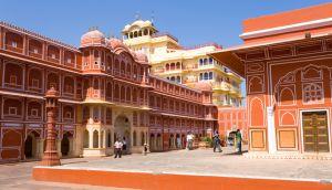 En la India se encuentra una hermosa ciudad de color rosa