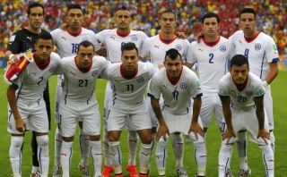 Chile enfrentará a Perú en amistoso con sus figuras del Mundial