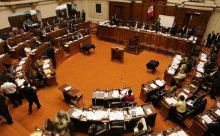 Megacomisión: El pleno aprobó el informe del Caso Sedapal