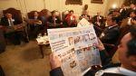 El debate de los 13 candidatos a la Alcaldía de Lima en fotos - Noticias de diario el comercio