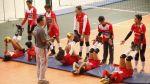 Vóley: Así entrena la Sub 20 para el Sudamericano Juvenil - Noticias de las matadorcitas