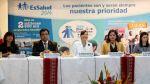 Essalud anuncia la construcción de 3 nuevos hospitales en Lima - Noticias de essalud