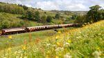 Viaja en este tren hacia el misterioso mundo de Agatha Christie - Noticias de asesinatos en el mundo
