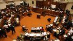 Megacomisión: El pleno aprobó el informe del Caso Sedapal - Noticias de sedapal