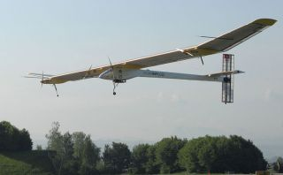 Este avión con energía solar dará la vuelta al mundo