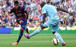 Mira los tres goles que marcó Neymar en triunfo del Barcelona