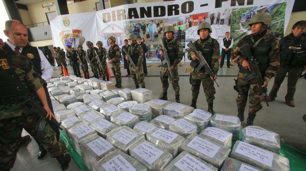 Humala: Perú dejará de ser mayor productor mundial de cocaína