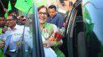 Villarán se negó a responder sobre el focus group de Imasen - Noticias de tipo
