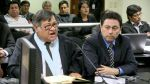 Fiscal retiró acusación contra alcalde Enrique Ocrospoma - Noticias de roberto enriquez