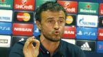 """Luis Enrique: """"Nosotros no metemos 400 goles ni borrachos"""" - Noticias de camp nou"""