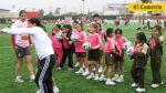 FIFA promueve el fútbol femenino en niñas peruanas - Noticias de marta tejedor
