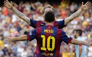 ¿En cuántos duelos Messi y Cristiano llegaron a los 400 goles?