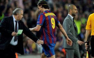 "Zlatan Ibrahimovic: ""No gané la Champions por malas decisiones"""