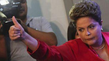 Brasil: A 6 días de las elecciones Dilma se dispara en sondeos
