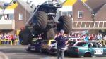 Monster truck embiste al público y mata a 3 personas en Holanda - Noticias de accidente automovolistico