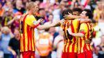 """Mathieu del Barcelona: """"Yo quería jugar contra Ibra"""" - Noticias de zlatan ibrahimovic"""