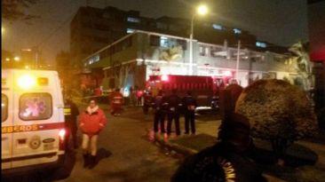 """Urresti: """"Acumulación de gases causó explosión en sede de PNP"""""""