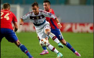 CSKA vs. Bayern Múnich: las mejores imágenes del triunfo alemán