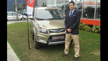 FOTOS: Kenbo BAIC YX presentó sus dos nuevas SUV