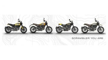 Acabó la espera: llegó la Ducati Scrambler 2015