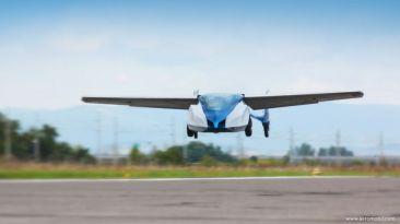 Ya no es un sueño: el auto que vuela será realidad