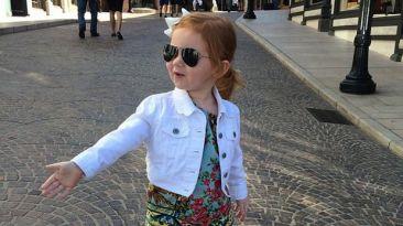 La niña más rica de Instagram que tiene su propia marca