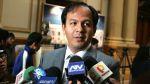 Díaz a Humala: Nada le impide colaborar en Caso López Meneses - Noticias de congreso