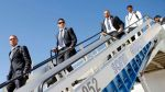 Real Madrid llegó a Bulgaria para duelo de mañana por Champions - Noticias de