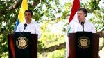 Perú y Colombia enfrentarán el narcotráfico y minería ilegal - Noticias de ollanta humala