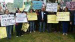 Los Olivos: vecinos protestan por ataque a primo de candidato - Noticias de municipalidad de los olivos