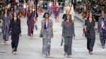 Chanel y la revolución del color de Karl Lagerfeld - Noticias de semana de la moda