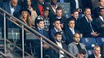 David Beckham, Jay-Z y Beyonce disfrutan del PSG-Barcelona - Noticias de david beckham
