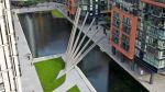 """Mira este singular """"puente ventilador"""" construido en Londres - Noticias de"""