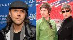 """Lars Ulrich: """"La música de Oasis es el soundtrack de mi vida"""" - Noticias de lars ulrich"""