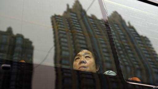China imagina un futuro cada vez más urbanizado.