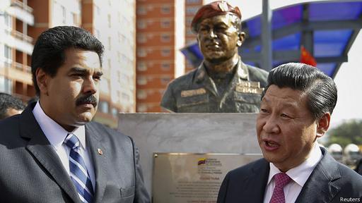 China es el mayor inversionista internacional en Venezuela, pero solo dos empresas de ese país sudamericano tienen presencia en el gigante asiático.