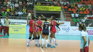 Vóley: Perú venció 3-1 a Chile en debut en Sudamericano Juvenil