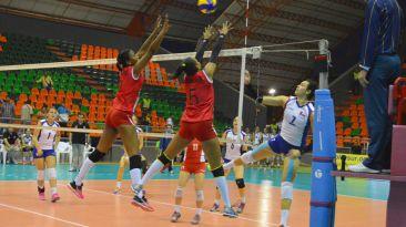 Vóley:así jugó Perú para vencer a Chile en Sudamericano Juvenil