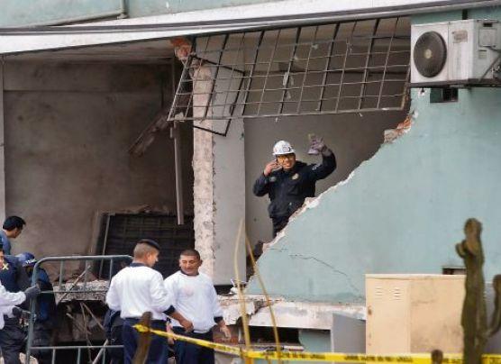 Comuna de Surquillo desconocía que sede de PNP tenía explosivos