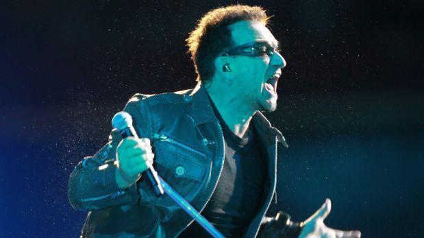 Bono revela que U2 grabó varios álbumes en los últimos 5 años