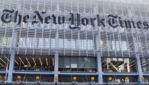 El diario The New York Times decide despedir a 100 periodistas