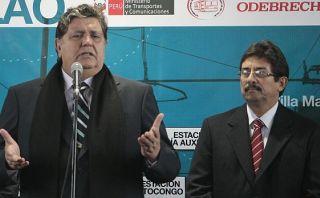 Enrique Cornejo: Ya es tarde para una caminata con Alan García
