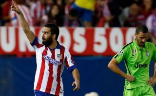 Atlético Madrid venció 1-0 a la Juventus en segunda fecha