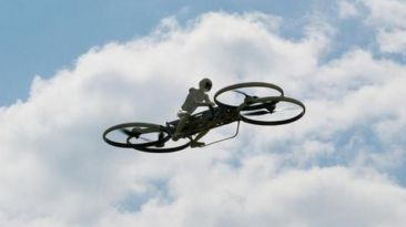 "VIDEO: ""Hoverbike"", la primera moto voladora"