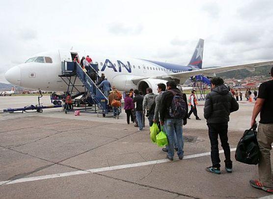 LAN mira a Jauja y Jaén como futuros destinos