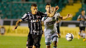 Con gol de Guerrero, Corinthians venció 2-0 al Mineiro